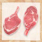 Beef Rib Steaks