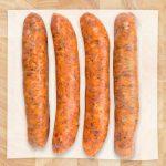 Porky Pine Sausages