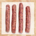 Bratwurst Sausages