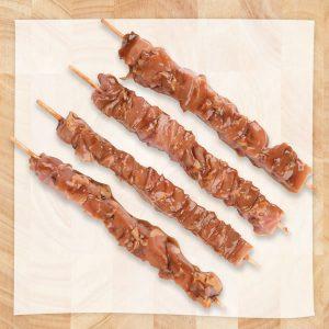 Chicken Kebabs Assorted Marinated