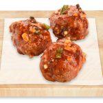 Italian Meat Balls - Sauces
