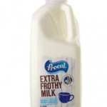 Extra Frothy Milk