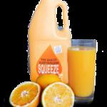 Farm-Fresh Orange Juice