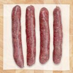 Lamb & Rosemary Sausages