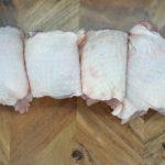 Chicken Thighs Boneless-Skin On - 2