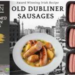 old dubliner sausages